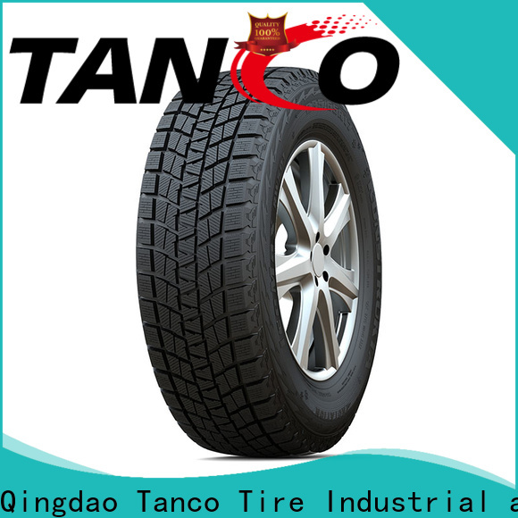 efficient snow tires customized for heavy truck