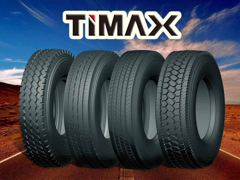 TIMAX Tyre samples in Qingdao Office